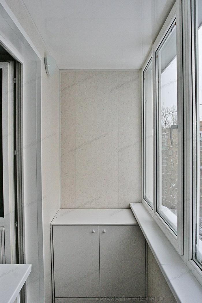Узнать стоимость отделки балкона под ключ в москве компания .