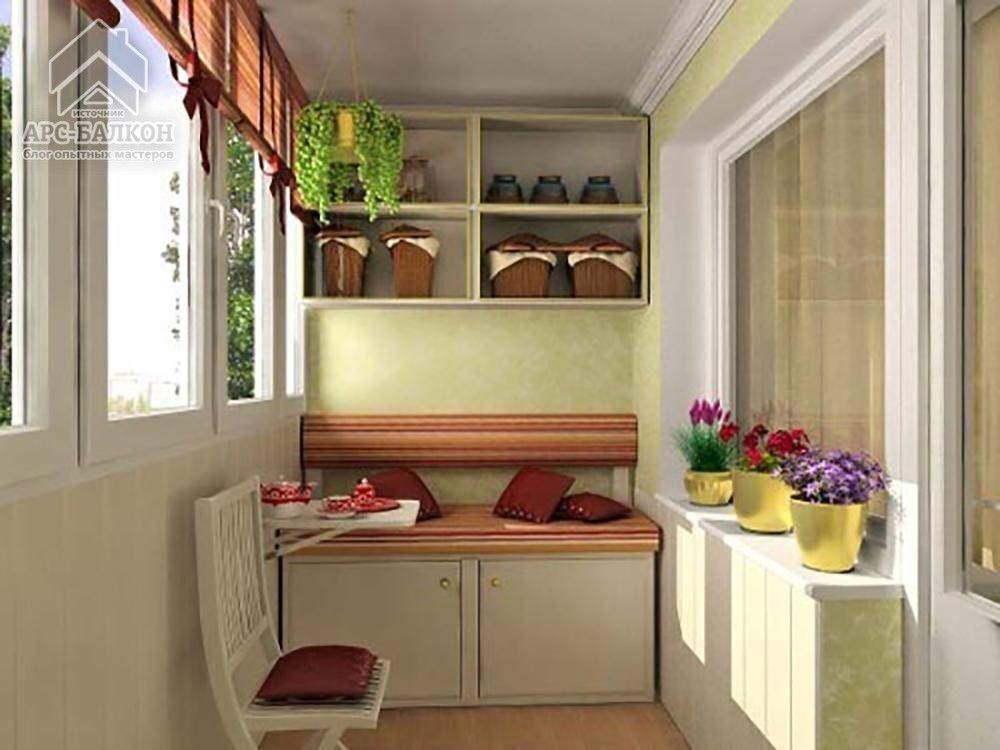 Дизайн балкона в хрущевке (49 фото): хрущевские современные .