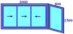 Стоимость типовых балконов и лоджий.